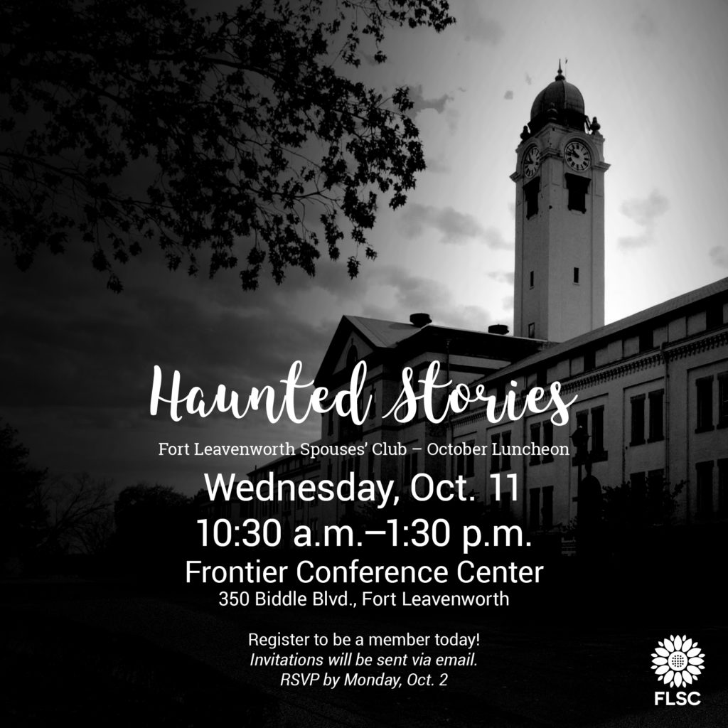 Haunted Stories: October Luncheon @ Frontier Conference Center   Sumter   South Carolina   United States